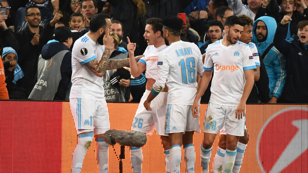 В борьбе за путевку в финал встречались клубы из Франции и Австрии
