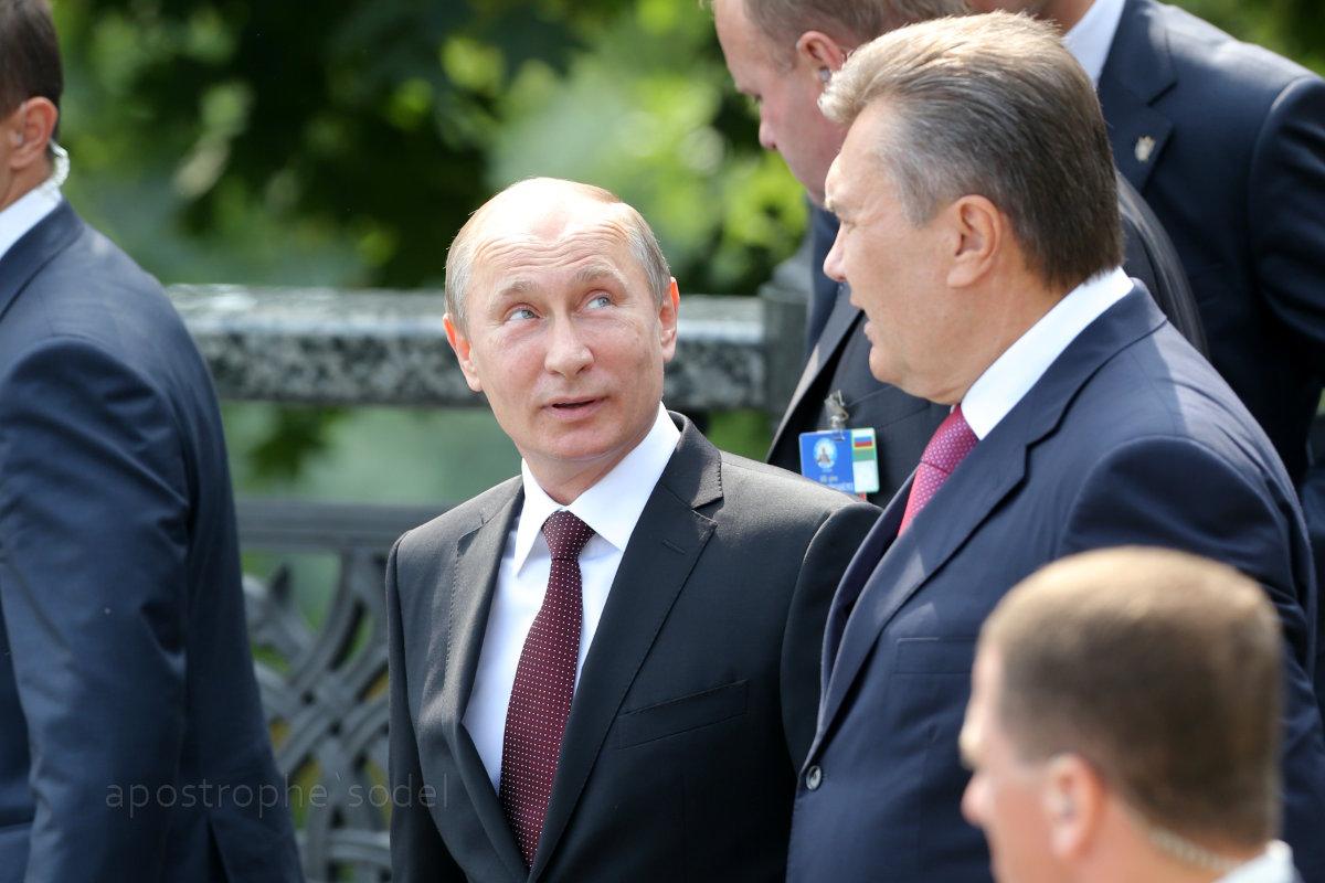 У Кремля есть новый план насчет Донбасса и беглого экс-президента Украины