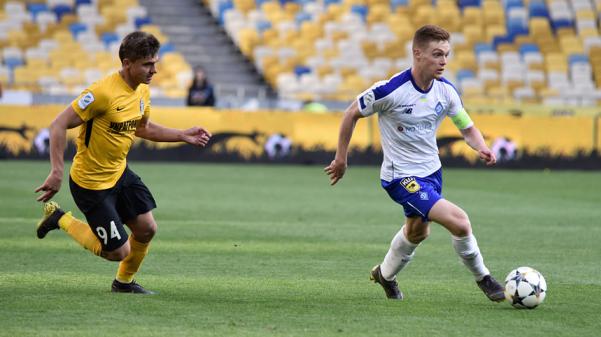 Олександрія та Динамо зіграли в заключному матчі сезону
