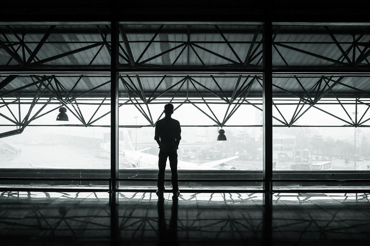 Большая часть задержек рейсов приходится на чартерные авиакомпании
