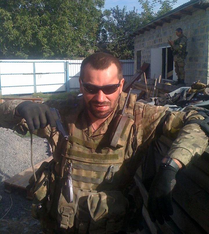 """Боец батальона """"Донбасс"""" рассказал, как ему удалось выбраться из """"Иловайского котла"""""""