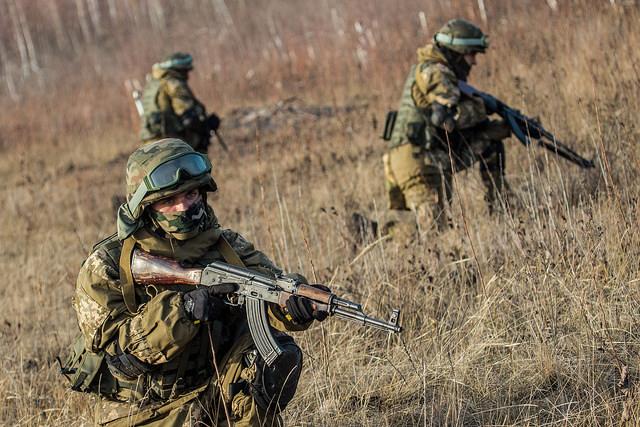 Главное управление разведки за годы войны на Донбассе показало высокую эффективность