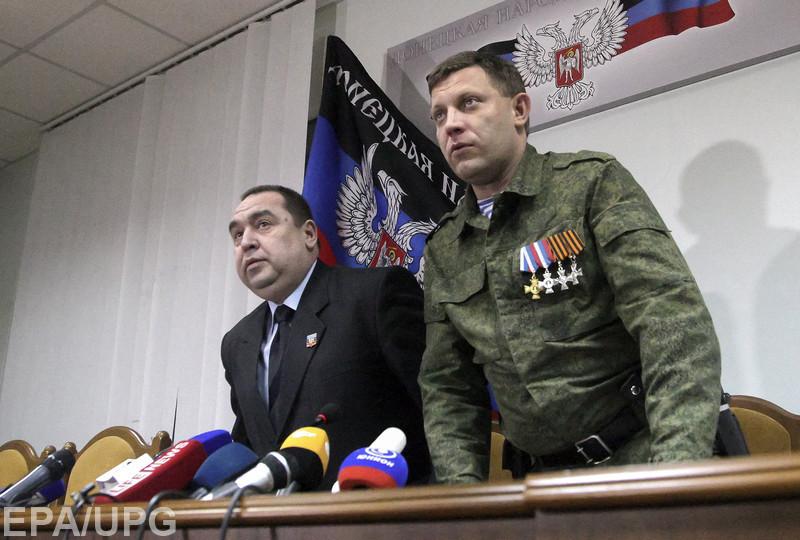 Москва готовит замену Захарченко и Плотницкому с помощью выборов на Донбассе