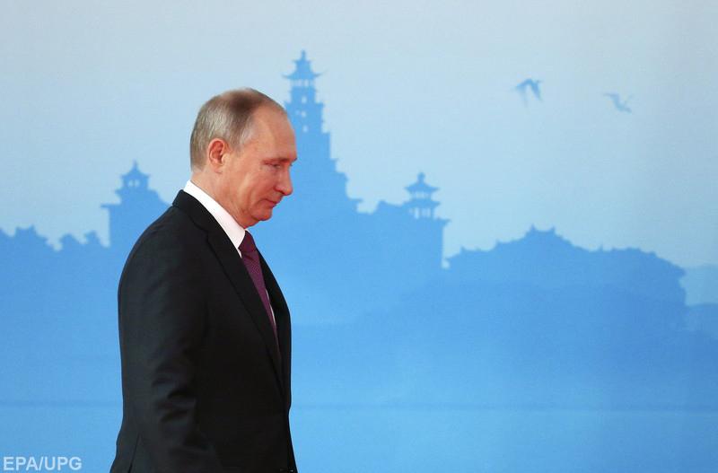 Украинский режиссер о Путине и России