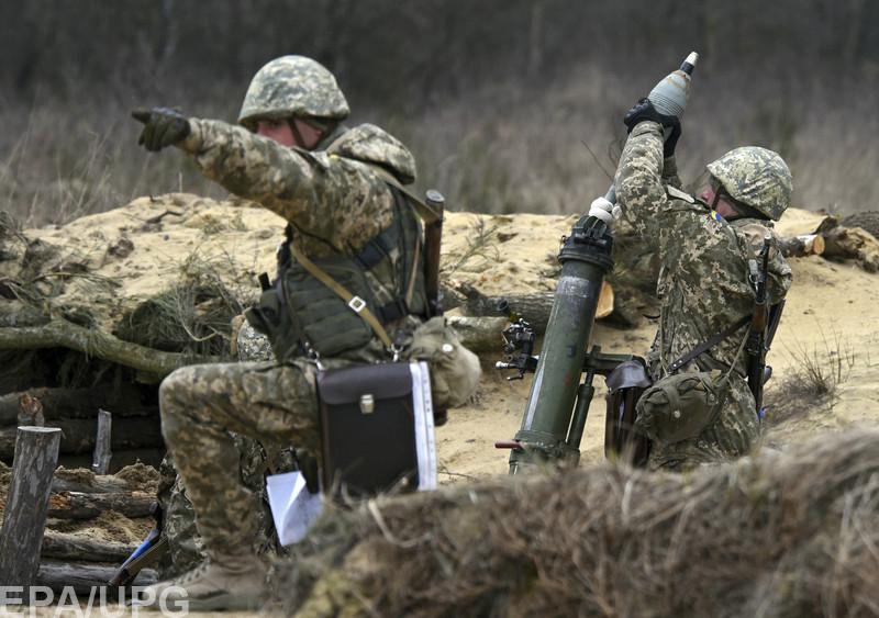 Военное решение проблемы Донбасса может оказаться единственно правильным выходом
