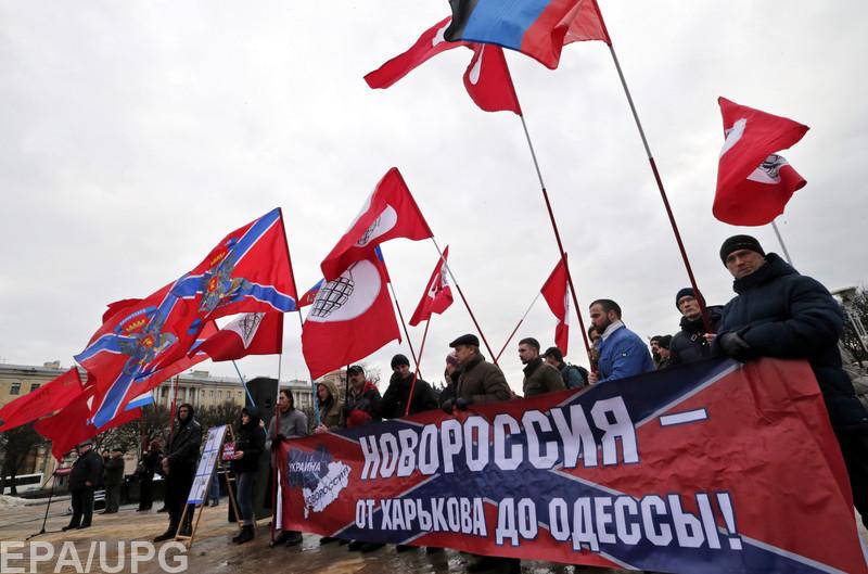 Дмитрий Тымчук оценил уровень сепаратистской угрозы на юге и востоке Украины