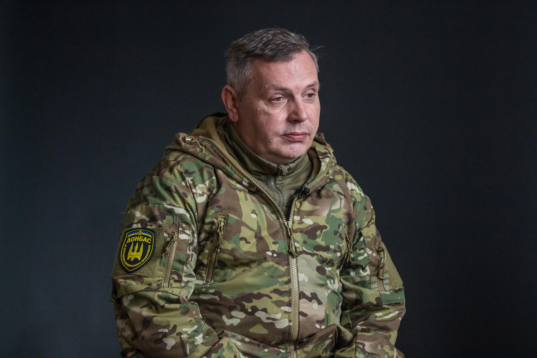 """Комбат """"Филин"""" о том, когда на Донбассе прекратят стрелять"""