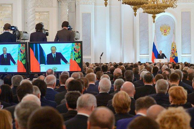 Глава Кремля уверен, что РФ выйдет победителем из кризисной ситуации