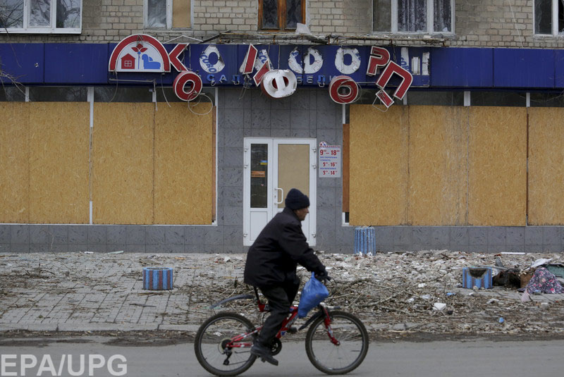 Топ-5 настенных объявлений, популярных в занятом боевиками городе