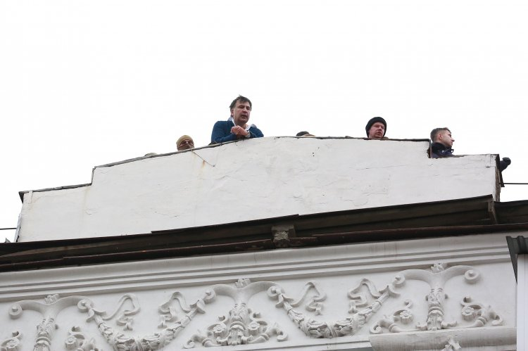 Веслав Романовски об операции по задержанию Саакашвили