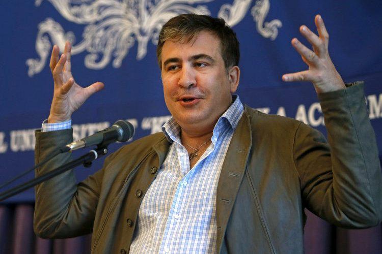Михаил Саакашвили может начать поиск соратников для собственного политического проекта