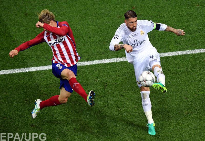 Реал в 11-й раз стал победителем главного еврокубка