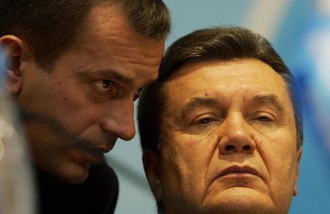 О влиянии братьев Клюевых на политические процессы в Украине