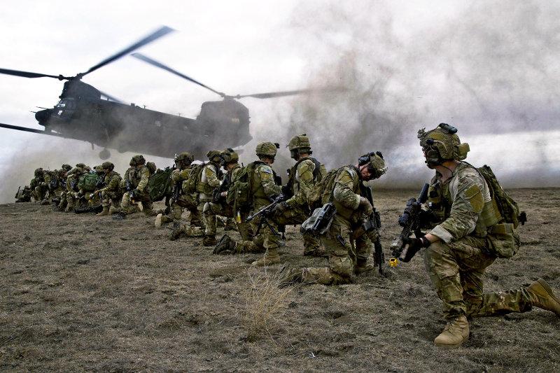 Против боевиков «Исламского государства» планируется масштабная наземная операция