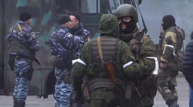 Гармаш про ситуацію в Луганську і вплив Москви