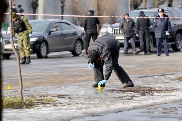 Харьков пережил последствия воскресного теракта