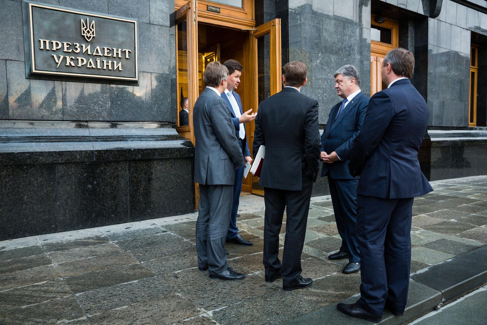 У международных доноров остался ряд требований к Украине