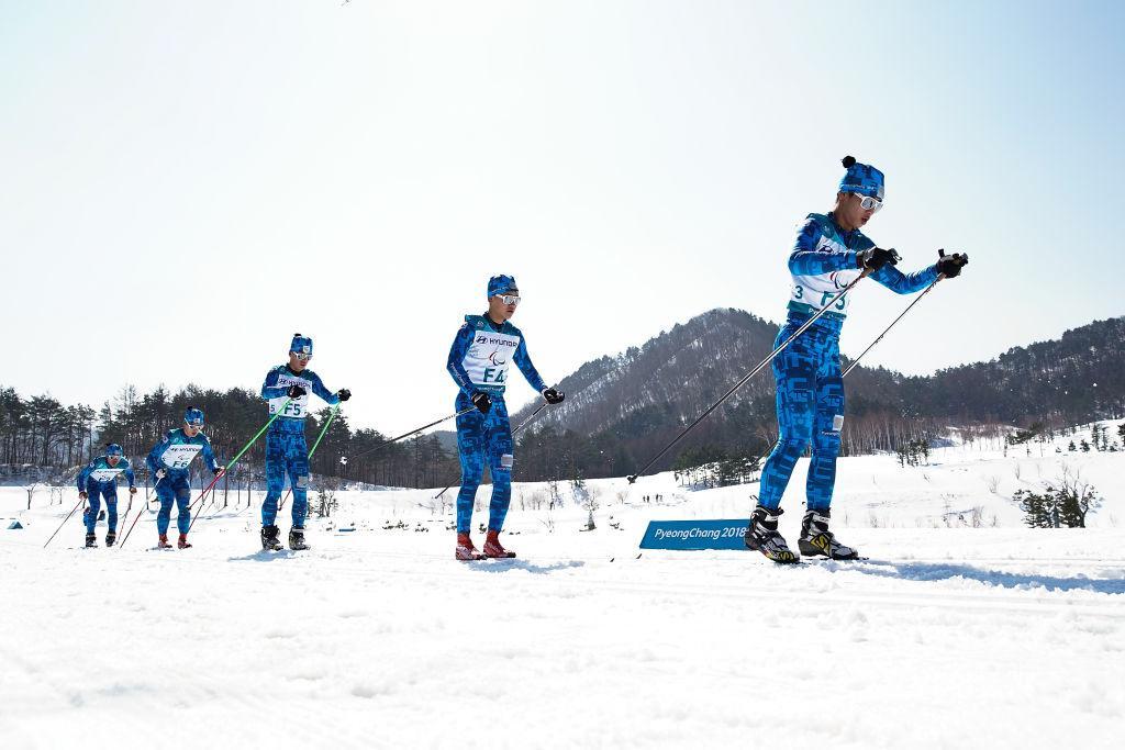 12 марта в Пхенчхане разыграно 9 комплектов медалей