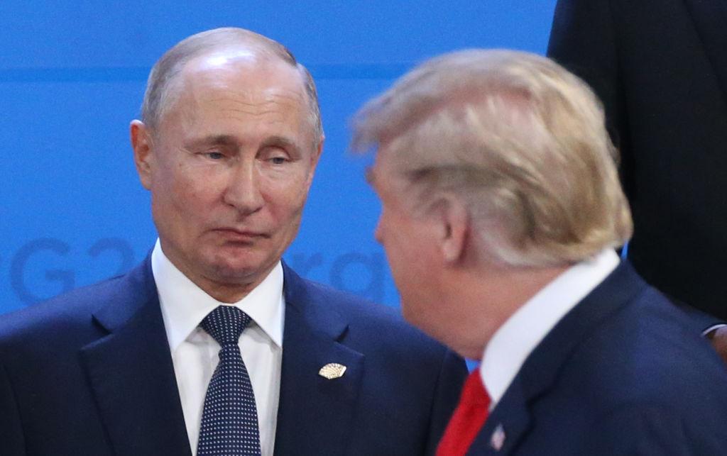 Трамп може позбутися влади через 2-3 місяці, а Путін протримається довше