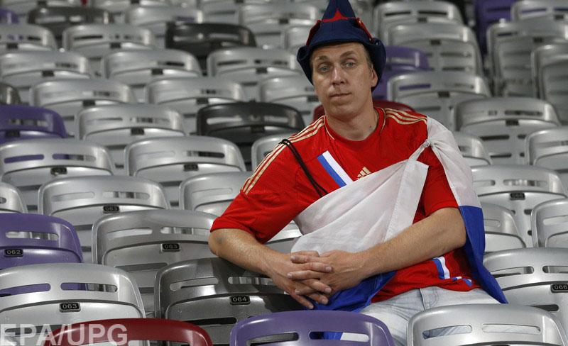 Блогеры иронизируют по поводу разгромного поражения сборной России от Уэльса