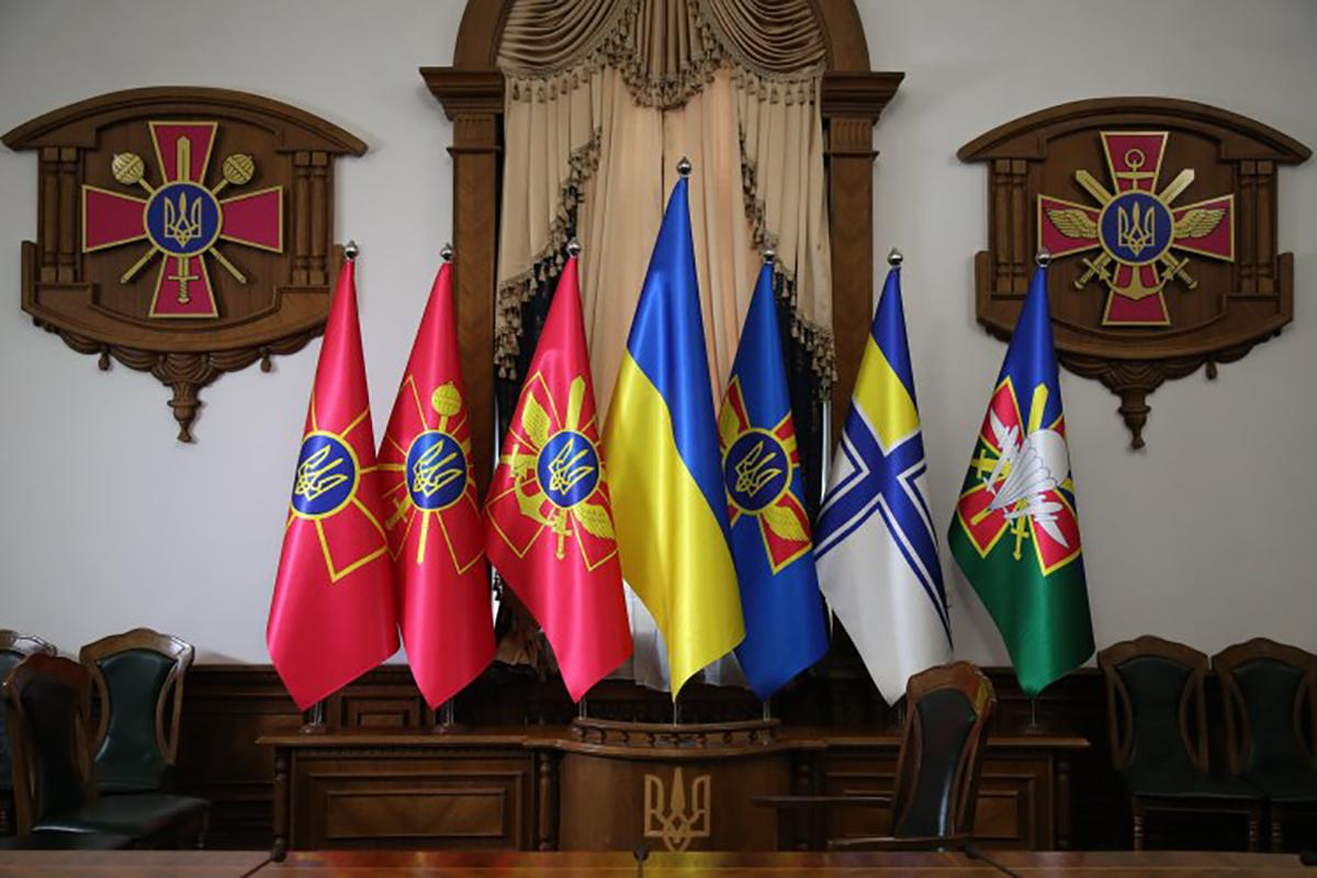 Планируется ввести должность Главнокомандующего ВСУ