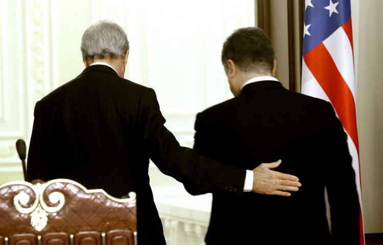 Сегодня Порошенко встретится сГоссекретарем США
