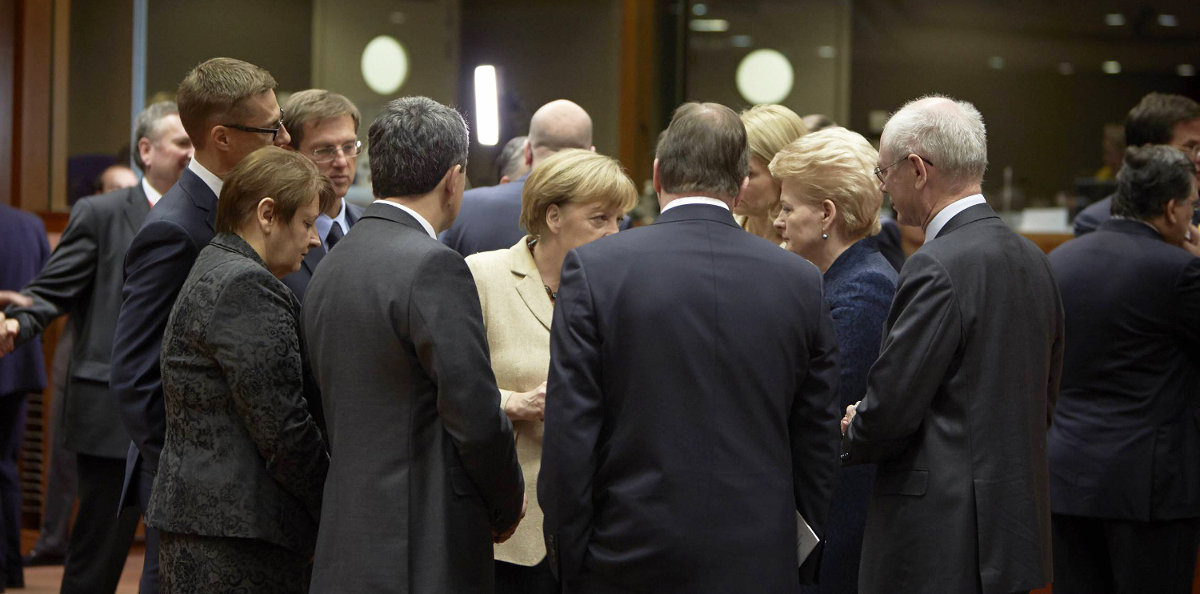 Лидеры Евросоюза призвали Россию полностью выполнить минские договоренности