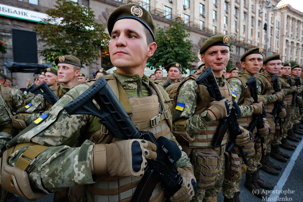 Как развивались Вооруженные силы Украины в течение 25 лет независимости