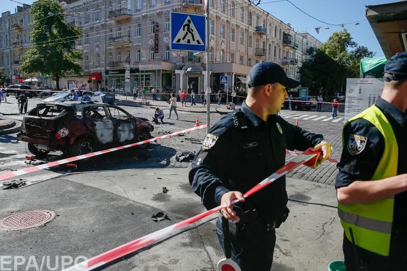 Сейчас есть одна сила, которой выгодна гибель Павла Шеремета, и она находится в Москве, считают многие в Украине