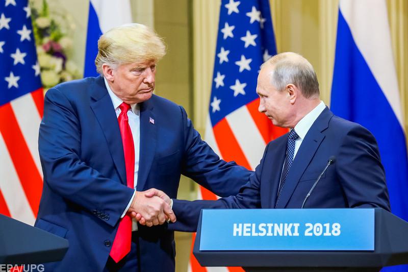 Украина не была в эпицентре переговоров Трампа и Путина