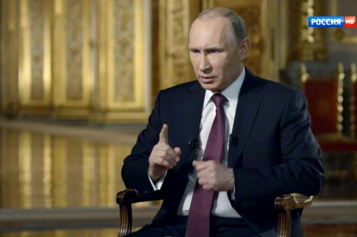 Почему в России прославляют своего президента