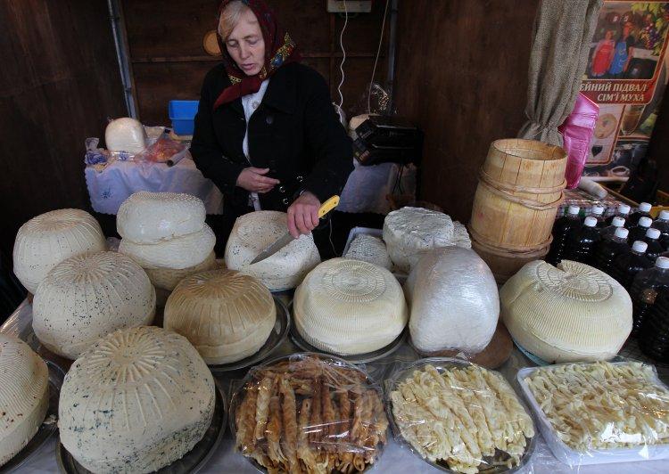 Подорожание сыров и молочных продуктов неизбежно