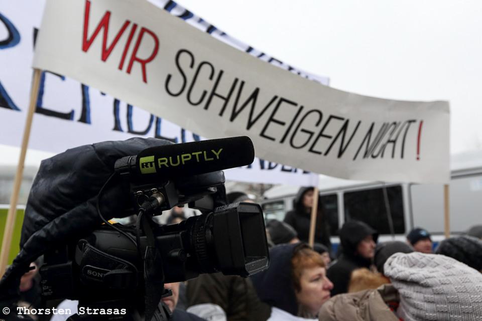Российские СМИ умело манипулируют общественным мнением в Европе