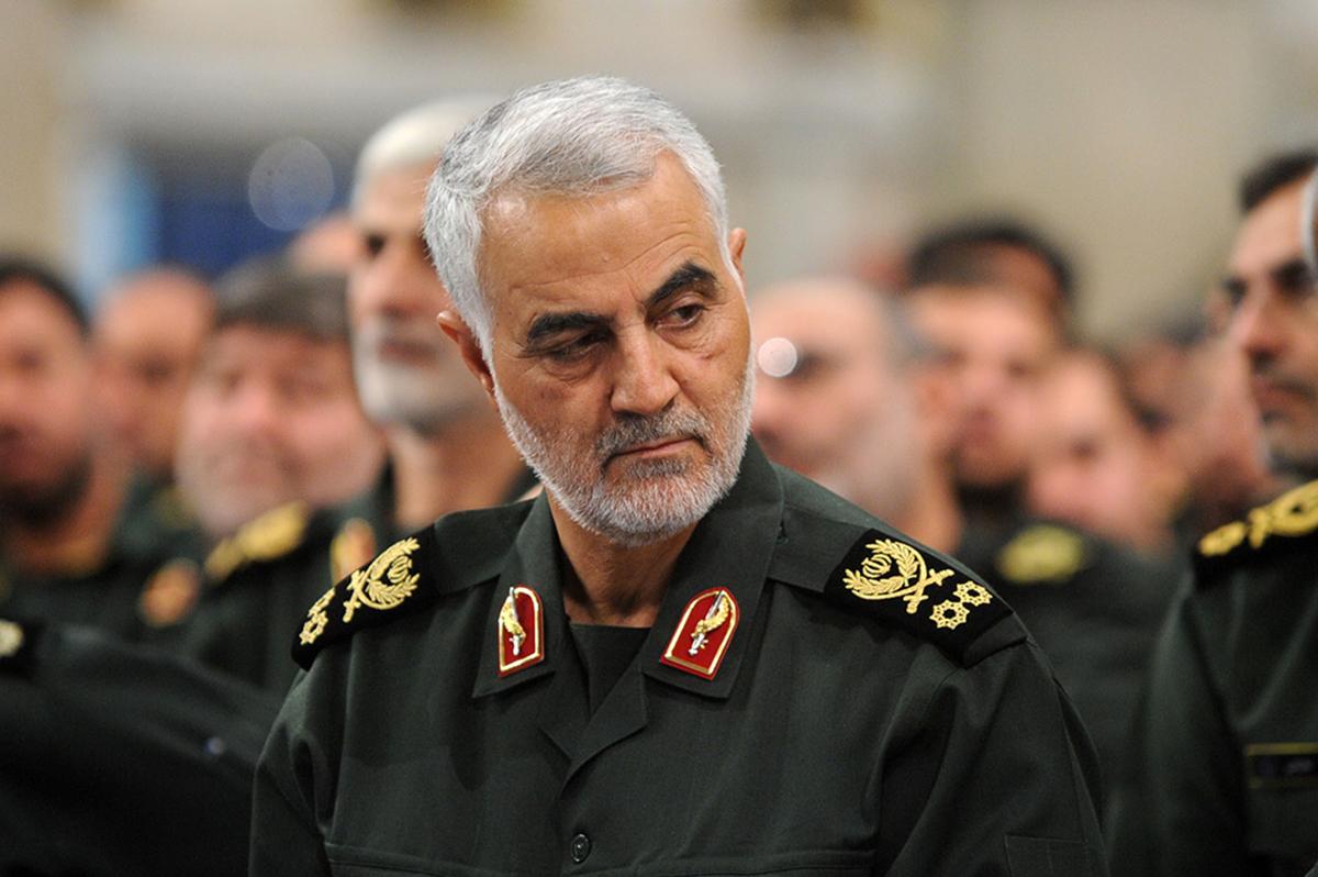 Ракетный удар США уничтожил влиятельного иранского военачальника