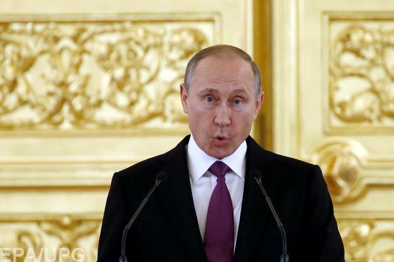 Российский политик высмеял демарш Путина с оружейным плутонием
