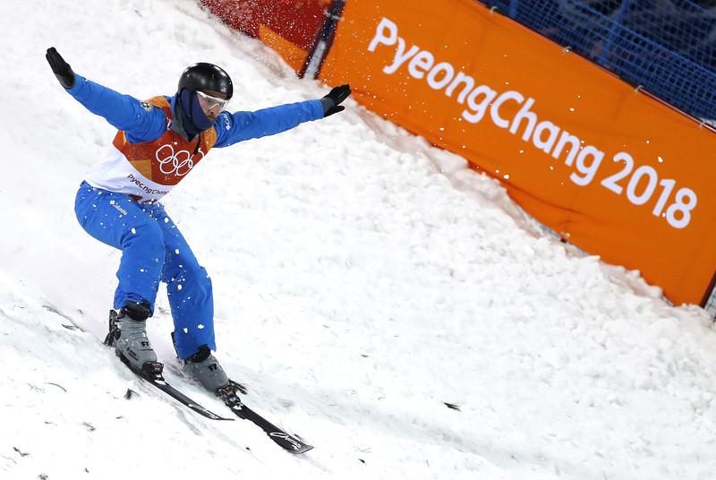 18 февраля в Пхенчхане разыграно 6 комплектов медалей