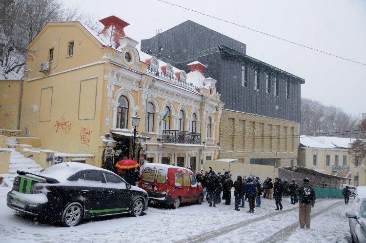 Активистка Елена Ескина опасается за облик исторического центра столицы
