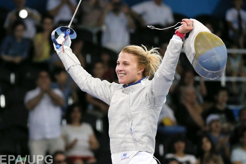 На Играх в Рио выступят 14 украинских фехтовальщиков