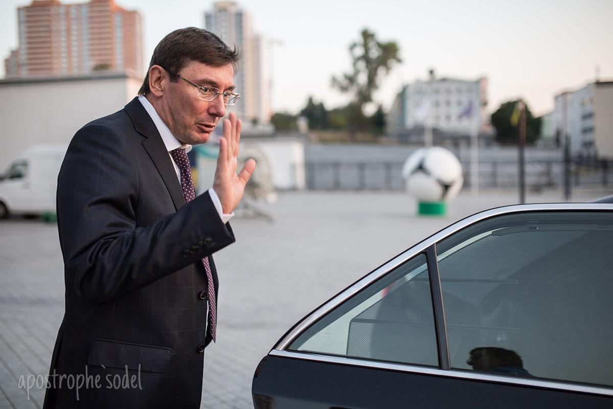 Возобновились переговоры относительно главы ГПУ, и не похоже, что это будет Луценко