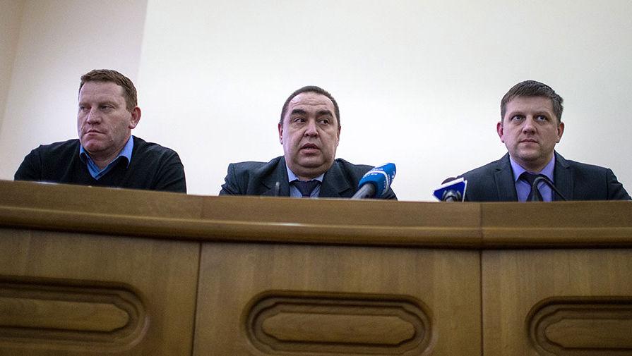 Кто и почему пытался сместить в Луганске Игоря Плотницкого