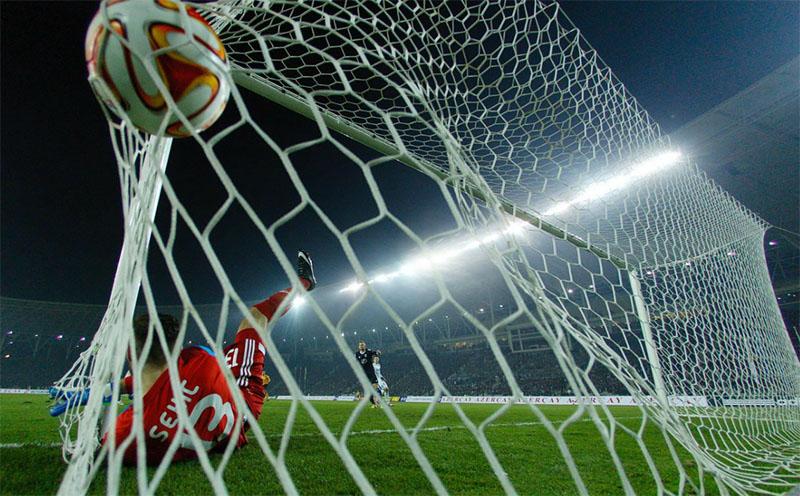 Украинские клубы реабилитировались за поражения в Лиге Европы