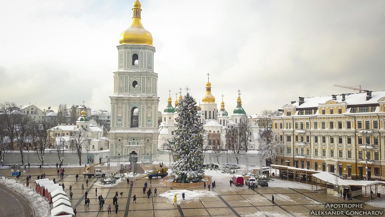 Какой будет погода в Украине на Рождество и Новый Год