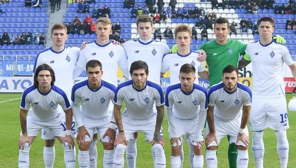 Немцы и украинцы поспорили за выход в четвертьфинал юношеской Лиги УЕФА