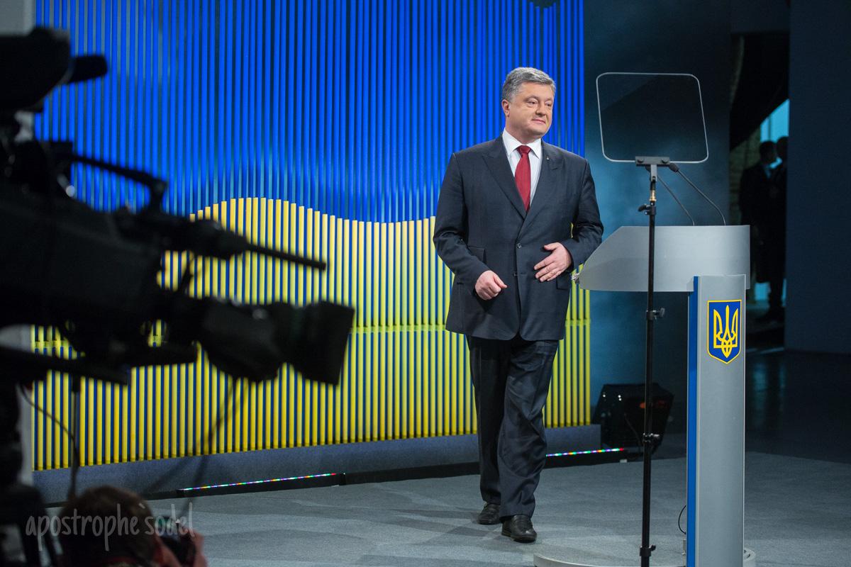 Глава государства не баловал журналистов новыми заявлениями