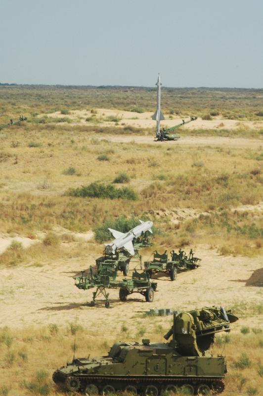 Россия провела масштабную концентрацию сил ВВС в Астраханской области