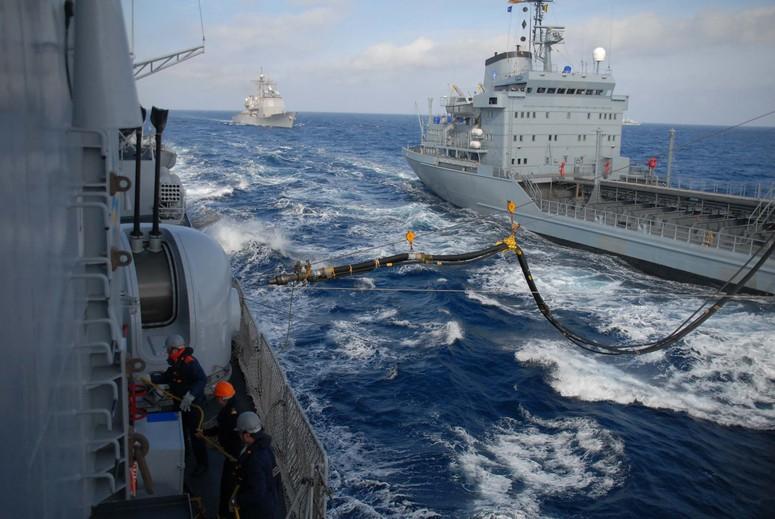 Військово-морські сили НАТО