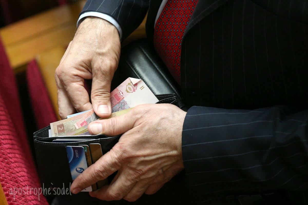 Фискальная служба получит возможность узнать реальные доходы граждан