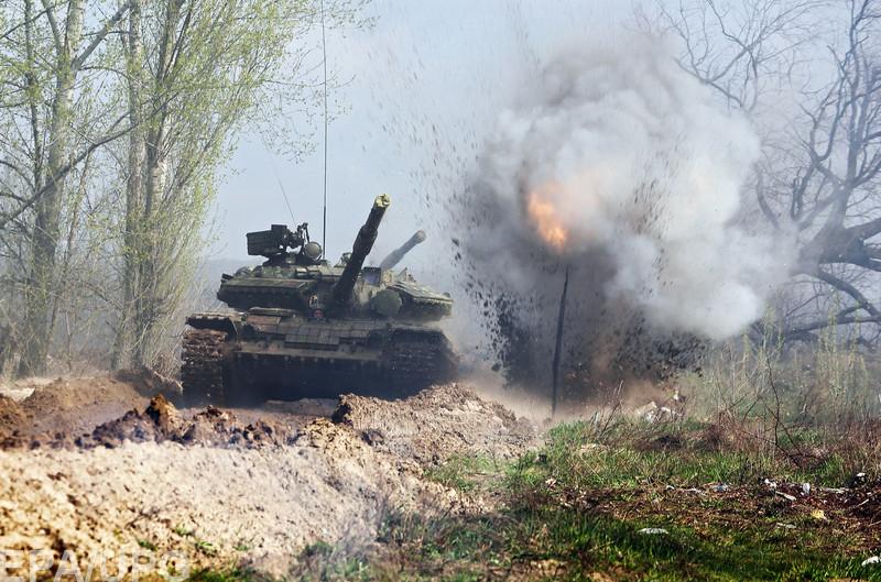 Разведка на Донбассе сообщает, что боевики слабо защищают свои укрепления