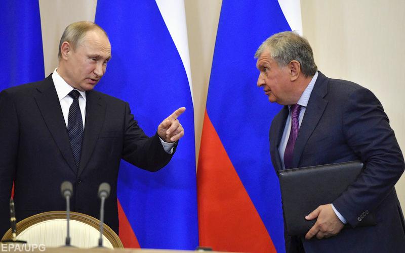 В Stratfor увидели угрозу для президента России