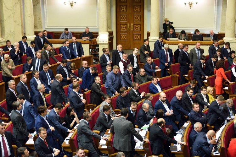 У парламенті зареєстрували три схожих мовних законопроекти